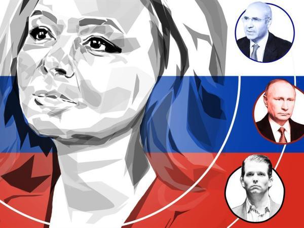 Natalia Veselnitskaya: From The Kremlin To Trump Tower
