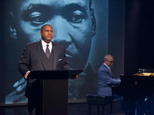 Tavis Smiley On The Forgotten, Radical Politics Of Martin Luther King Jr.