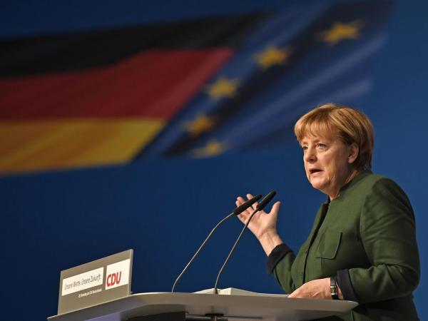 Merkel Wins, New Berlin Wall Stands
