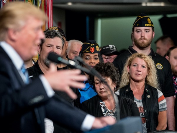 Trump Fails To Honor Veterans 100 Years After WWI