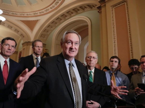 How Senator Crapo's Dodd-Frank Rollback Will Let Banks Bet More Of Your Money