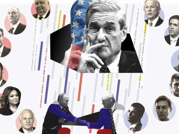 Here's How The Mueller Investigation Compares To Past Probes