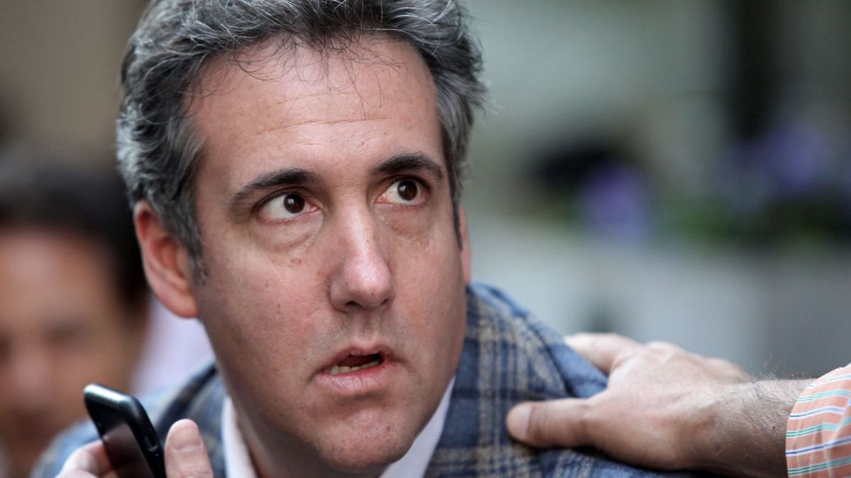 Michael Cohen (Yana Paskova/Getty Images)