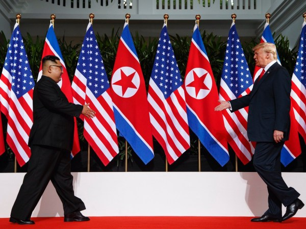 The Art Of Capitulation: The Real Story Of The Trump-Kim Summit
