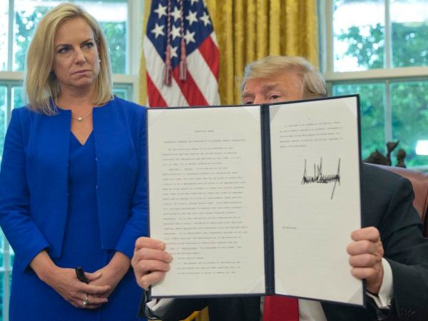 Rantt Rundown: Over 2,300 Children Will Remain Separated From Their Parents After Trump's Executive Order