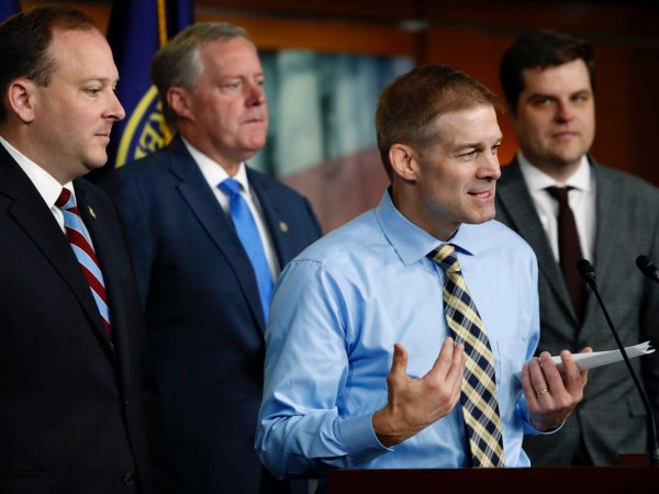 The GOP Defends Jim Jordan, Continues Pattern Of Excusing Sexual Abuse
