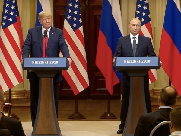 A Running List Of Republican Responses To The Trump-Putin Summit In Helsinki