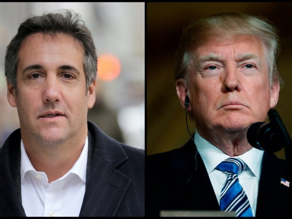 Michael Cohen Sentenced To 3 Years In Prison, Including For Crimes Trump Directed