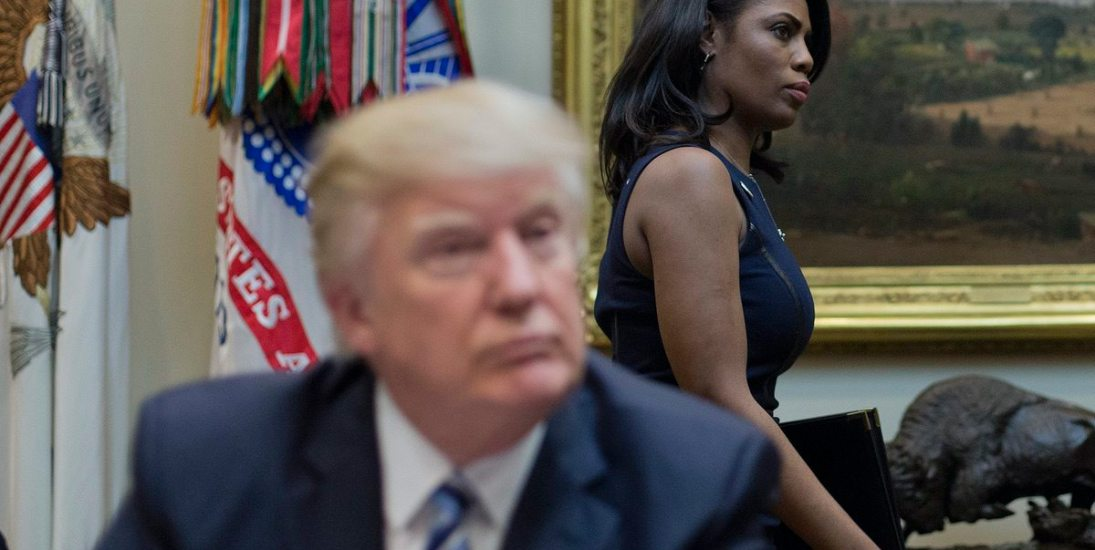 """He Said It"": Omarosa Releases Audio Of Trump Campaign Discussing N-Word Tape"