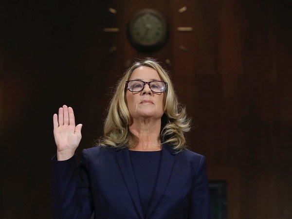 For Survivors, The Ford-Kavanaugh Hearing Was Deeply Personal