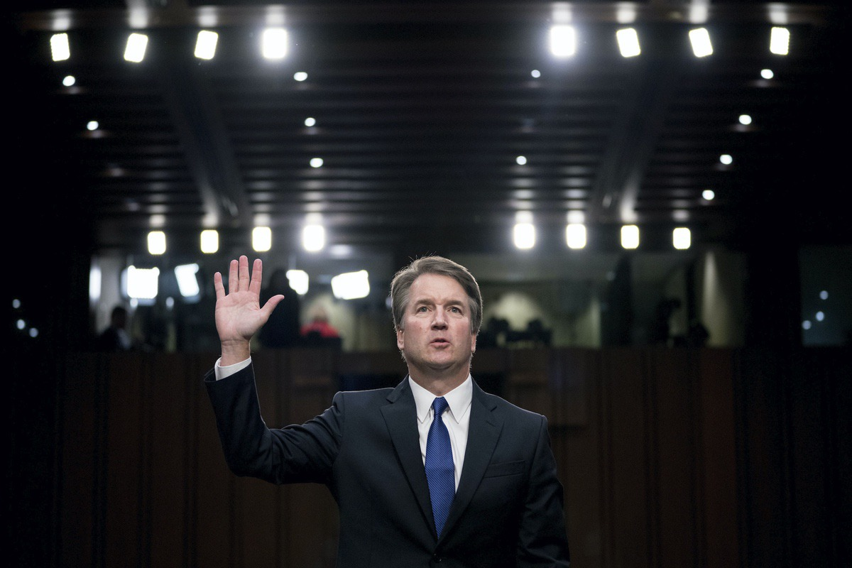 Many senators want at least parts of Federal Bureau of Investigation report on Kavanaugh released