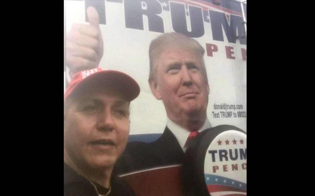 Cesar Sayoc, Jr. (Facebook)
