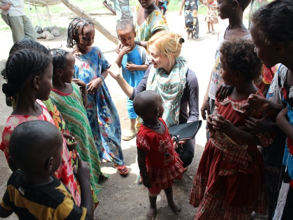 Protecting Children From War: A Conversation With Dr. Samantha Nutt Of War Child USA