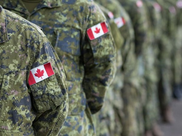 Is There A Radical Right Racism Problem In The Canadian Armed Forces?