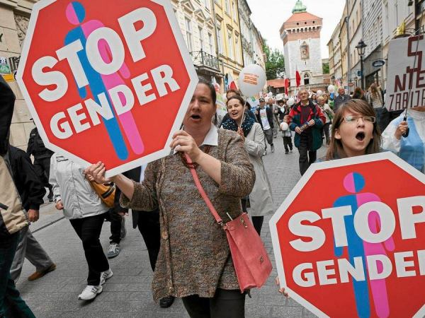 The New Assault On Gender By The Radical Right