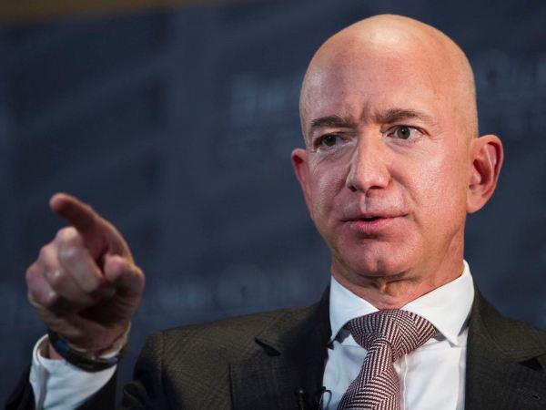 Jeff Bezos Publicly Accuses The National Enquirer Of Blackmail And Extortion