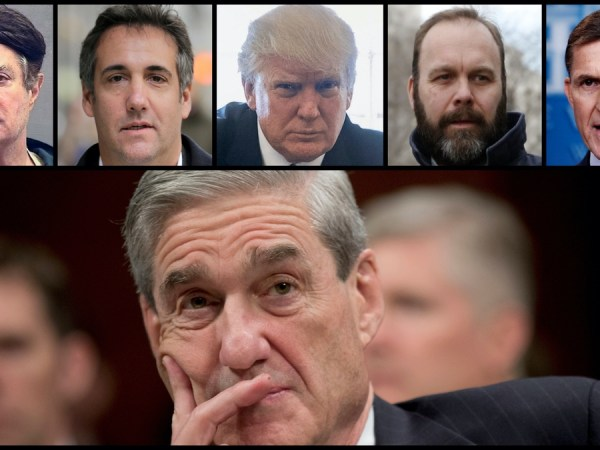 Transcript Indicates Mueller Is Eying Trump-Russia Quid Pro Quo