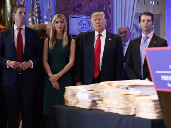 The NYT Got 10 Years Of Trump Tax Figures. He Was A Horrible Businessman.