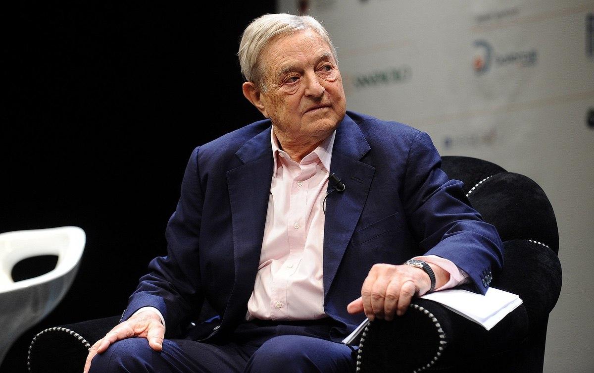 George Soros – Festival of Economics 2012 – Trento (Niccolò Caranti/Creative Commons)