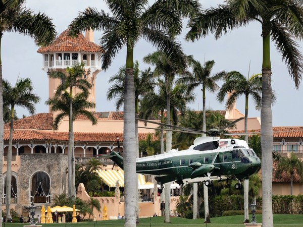 Mar-A-Lago Is A Counterintelligence Nightmare