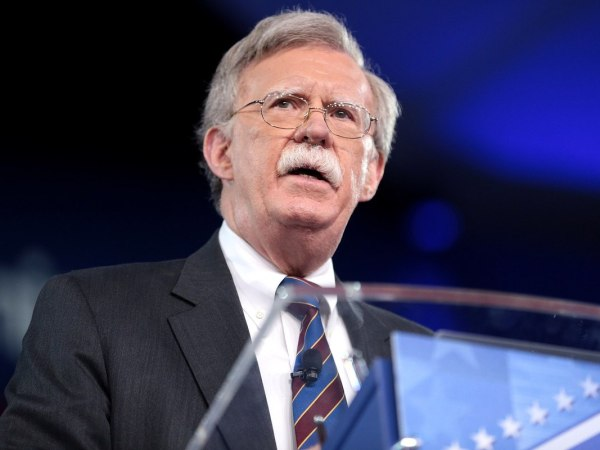 John Bolton Is Trying To Manufacture A Conflict With Iran