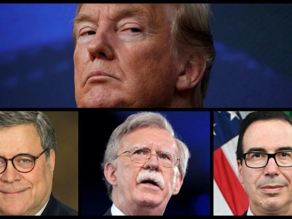 A Complete Analysis Of Trump's 121st Unpresidented Week As POTUS