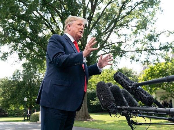President Trump Shifts His Tone On Gun Reform