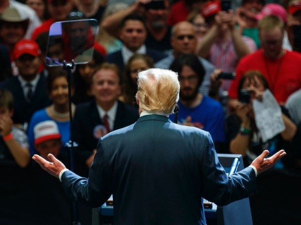 Trump's Incompetent Authoritarianism Failed, But A Smarter Trump Looms