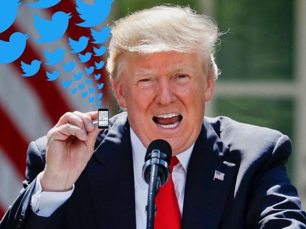 Trump's Twitter Account Is Becoming Crazier