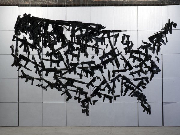 A Bird's Eye View Of Gun Violence In America