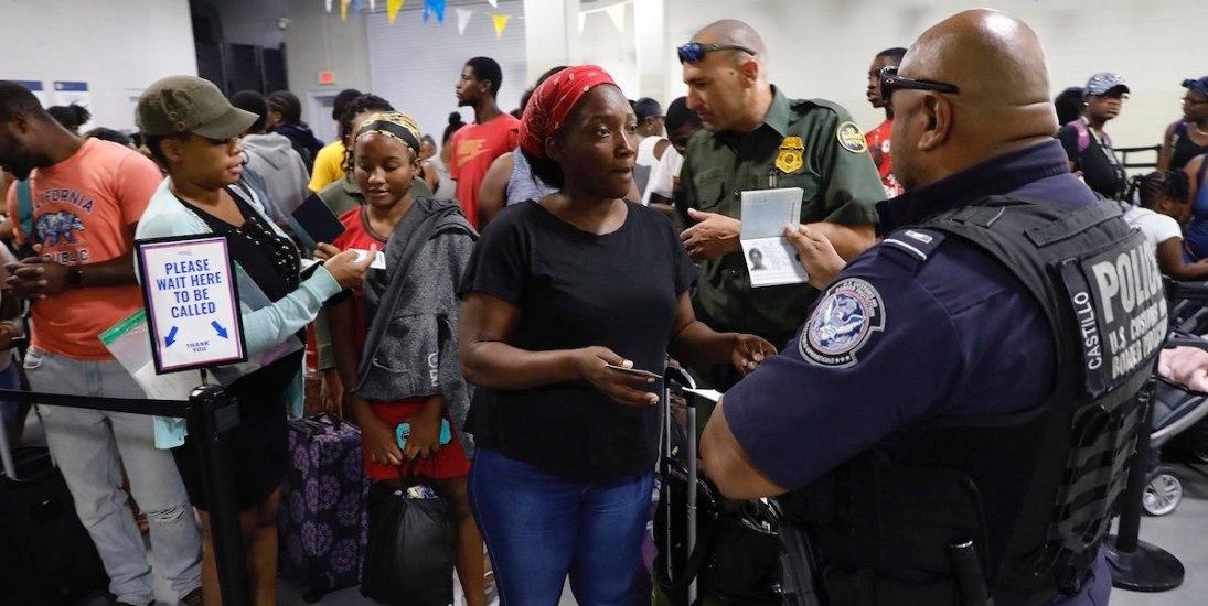 Bahamian Survivors Of Hurricane Dorian Revictimized By Trump's Racism