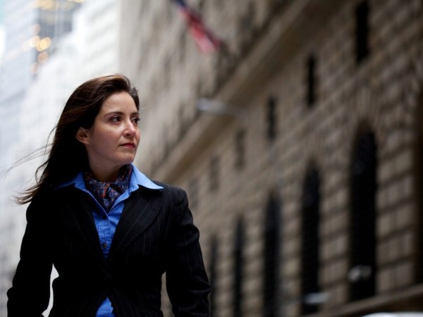 Goldman Sachs Whistleblower Carmen Segarra Speaks Up Again