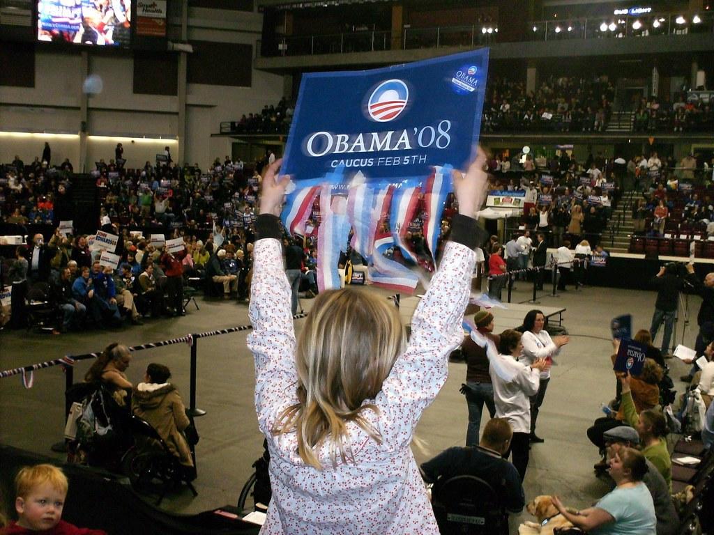 """""""Obama Girl"""""""