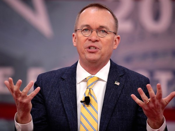 Mulvaney Admits To Multiple Impeachable Offenses In Presser
