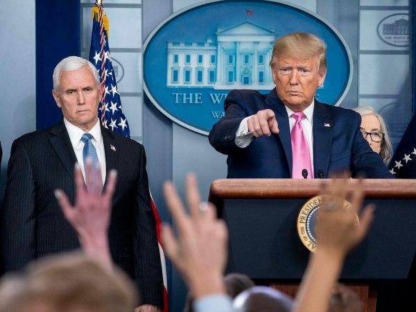 A Complete Analysis Of Trump's 162nd Unpresidented Week As POTUS