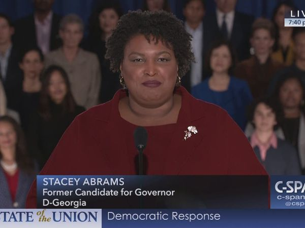 Stacey Abrams: Record And Background