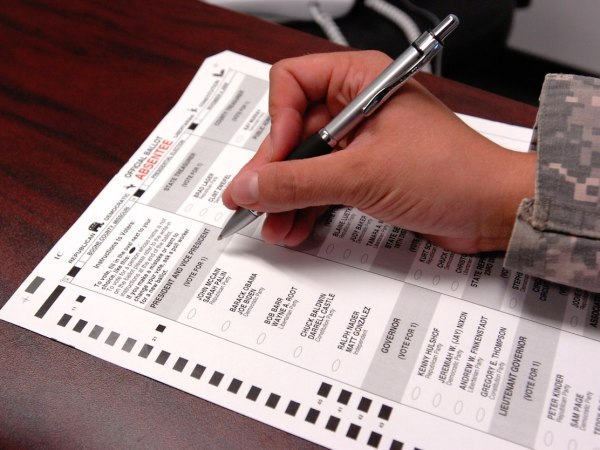 How Do Absentee Ballots Work?