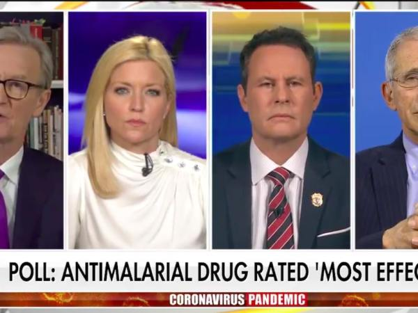 Right-Wing Media Misrepresents Hydroxychloroquine Poll