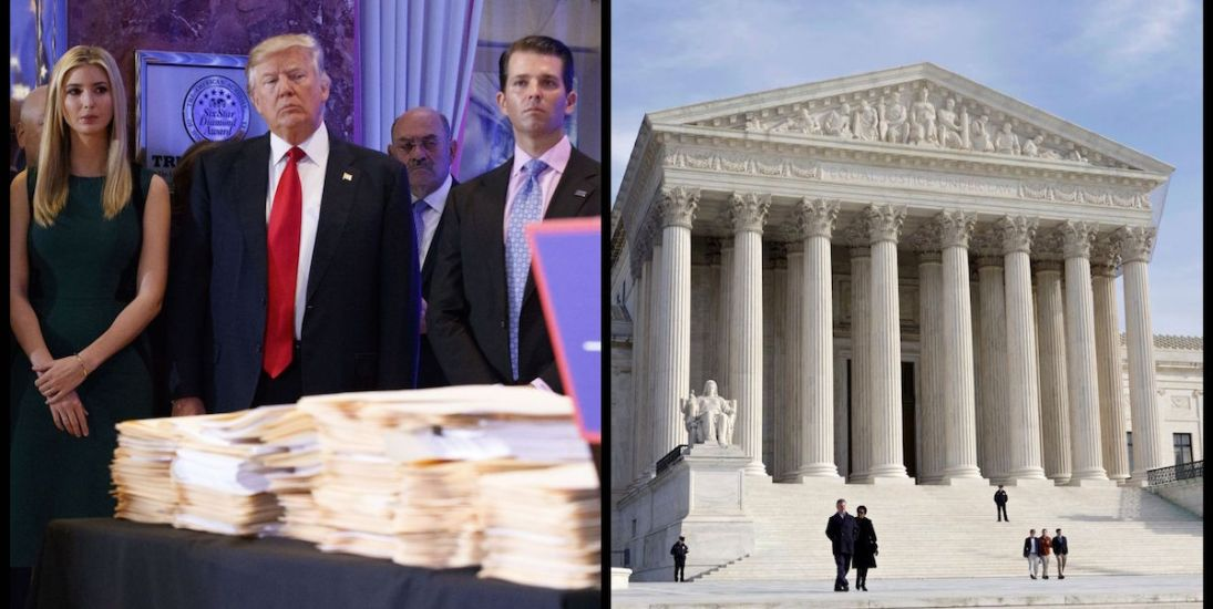 Why The Supreme Court's Tax Rulings Are Bigger Than Trump