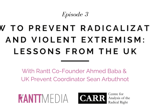 How To Prevent Radicalization And Violent Extremism: Lessons From The UK