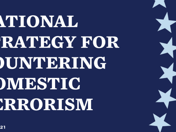 What The Biden Admin's Countering Domestic Terrorism Plan Is Missing