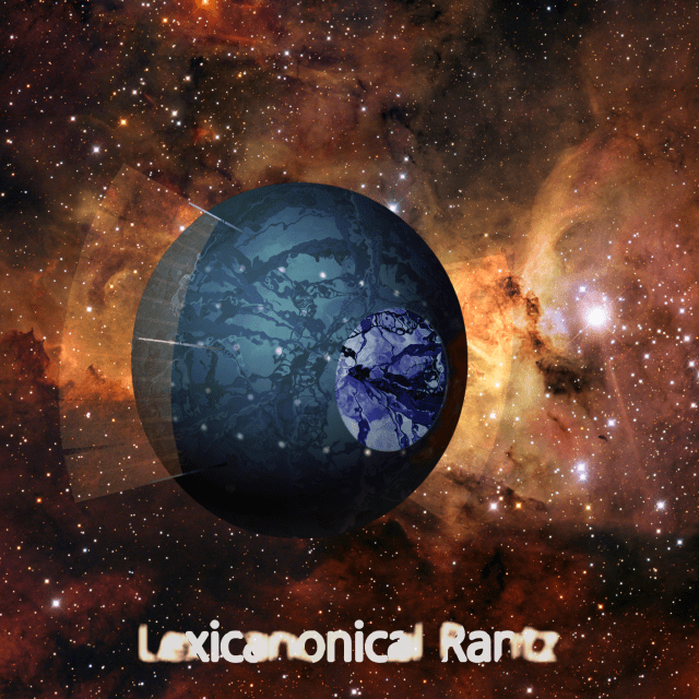 Lexicanonical Rantz: Image by Jacob Dix