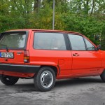 A Quick Drive In A 1983 Volkswagen Polo Formel E Mk2 Ran When Parked
