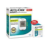 Glucometer set for checking blood glucose