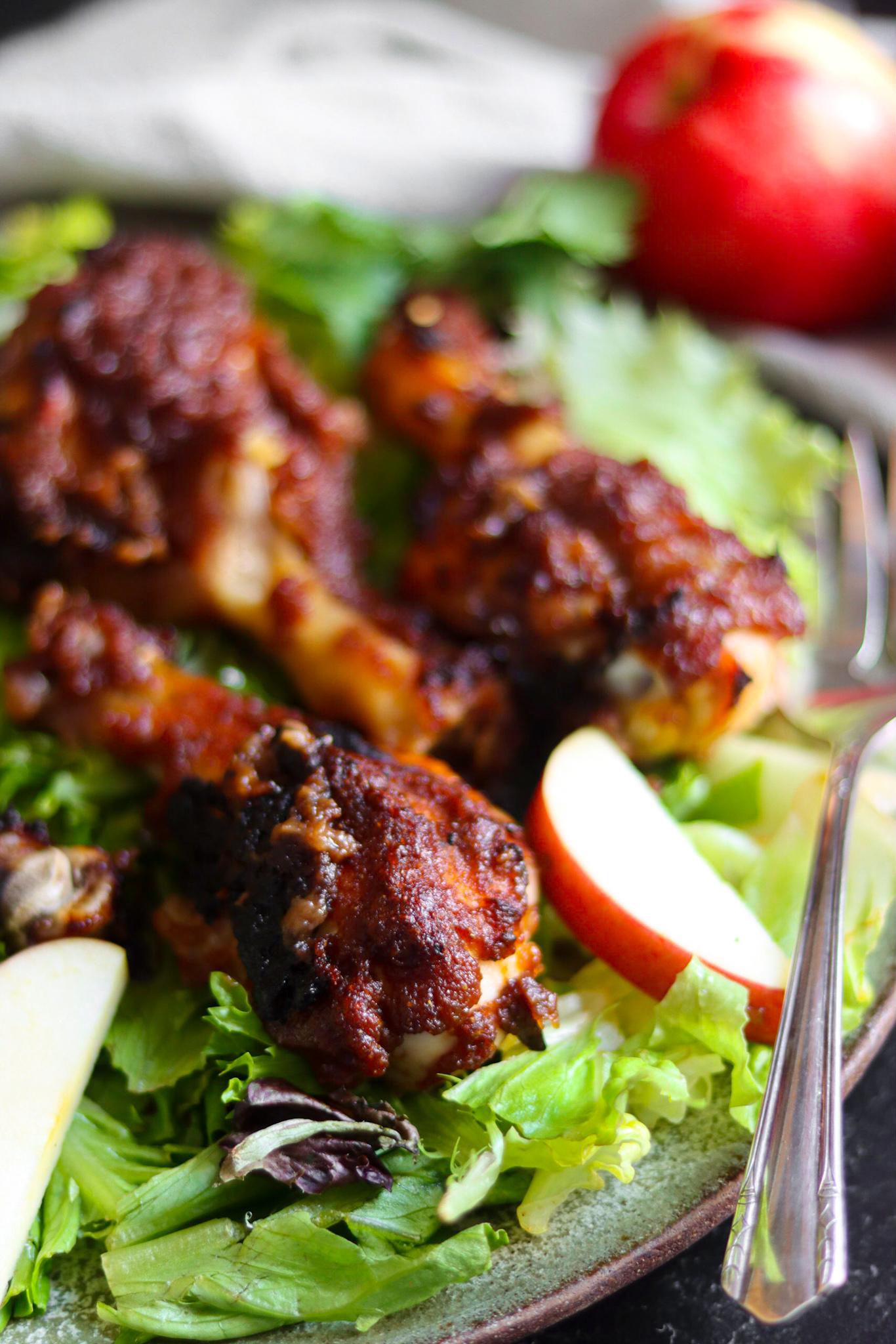 Apple Butter Chutney Chicken