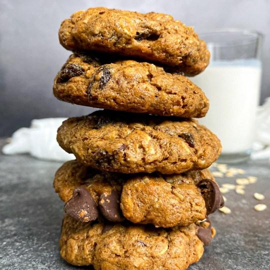Oatmeal Lactation Cookies