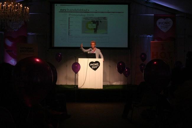 PICNIC Amsterdam presentation