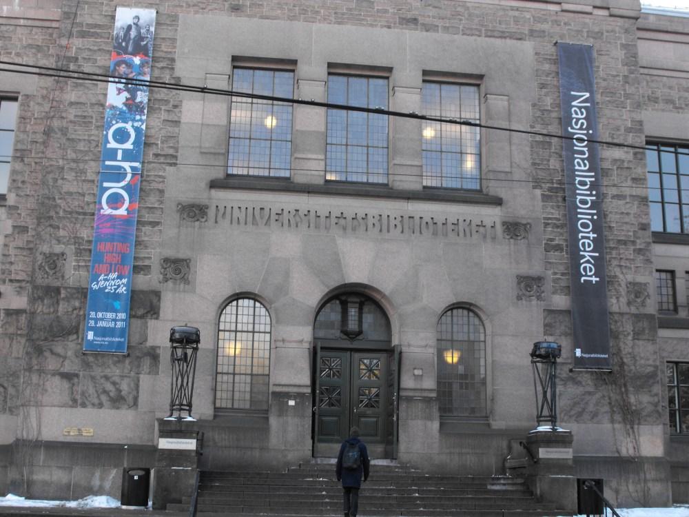 Edvard Munch, fósiles y la despedida.  (1/6)