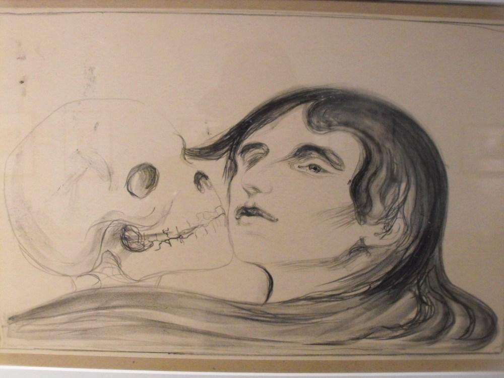 Edvard Munch, fósiles y la despedida.  (6/6)
