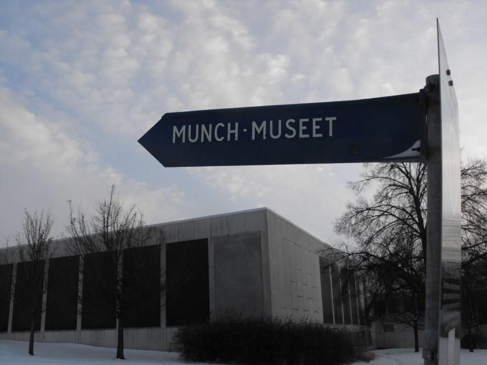 Edvard Munch, fósiles y la despedida.  (3/6)